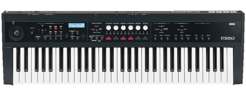 KORG PS60 PERFORMANCE SYNTHESIZER